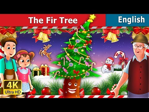 Fir Tree in English | Story | English Fairy Tales