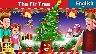THE FIR TREE🎄CHRISTMAS STORY in English | Bedtime Stories | English Fairy Tales