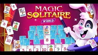 Spil Games Publishes Magic Solitaire World