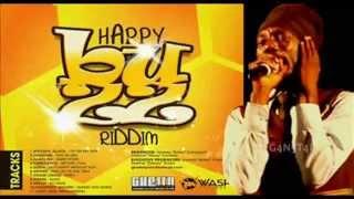 Sizzla - Not Happy Without You - Happy Buzz Riddim