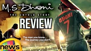 MS Dhoni: The Untold Story Movie Reviews