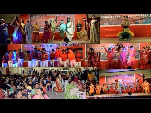 INDIA SCHOOL KHASAB - ANNUAL DAY CELEBRATION (2017-2018) -Part 2