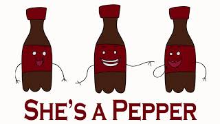 Be a Pepper Commercial - Animation