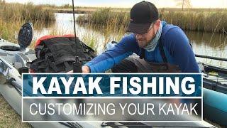 Customize your Fishing Kayak | Top 5 Tips for Kayak Anglers