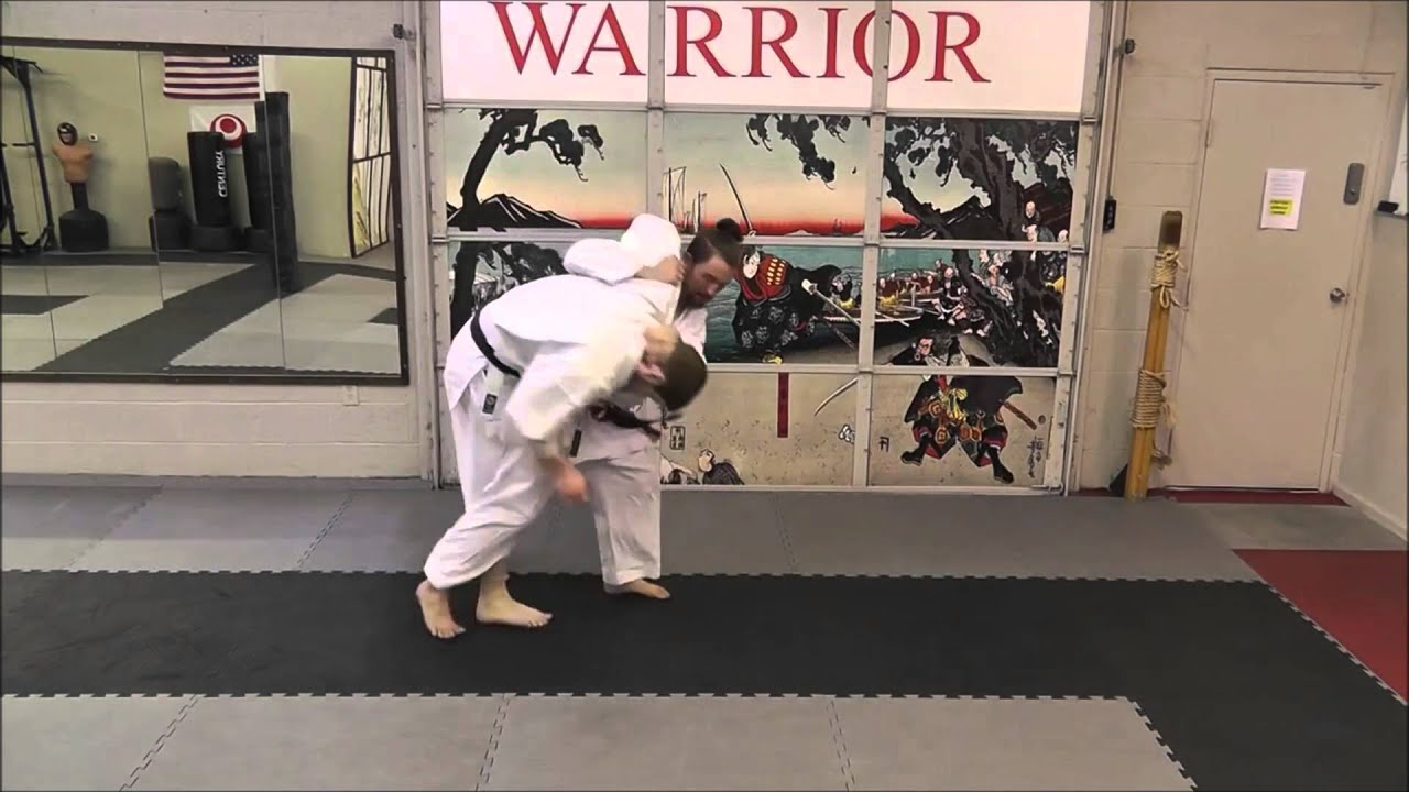 Peaceful warrior martial arts