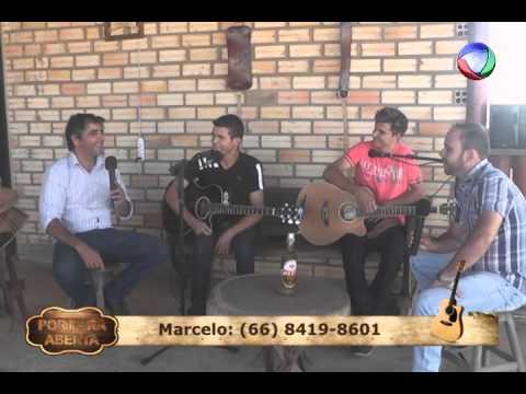 1º  - PORTEIRA ABERTA - JACKSON E MARCELO - TV QUERÊNCIA