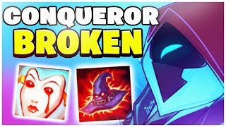 CONQUEROR BROKEN ? | Best Of Noway4u Twitch Highlights LoL