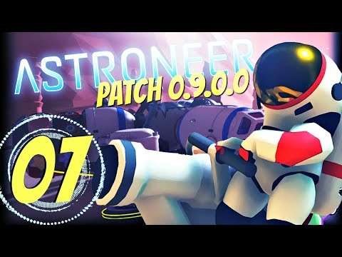 AWESOME TWO-WAY POWER & THIS IS SPARTA! | Broke All To Hell Update | Astroneer 0.9.0 #7
