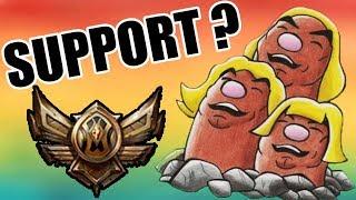 Czemu nie możesz wyjśc z brązu #4 - SUPPORT?! [League of legends]
