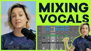 How To Easily Mİx Vocals Like A PRO (Start To Finish)