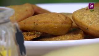 البطاطا المهروسة والمنفوشة - غادة التلي