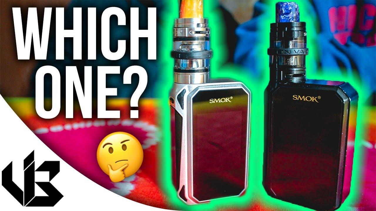 SMOK G-PRIV 1 vs G-PRIV 2   Which Should YOU Buy?
