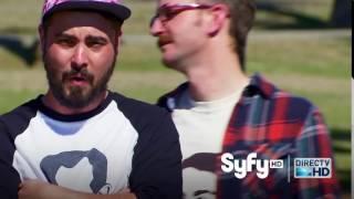vuclip DIRECTV® - SyFy HD Face Off Temporada 11 está en DIRECTV