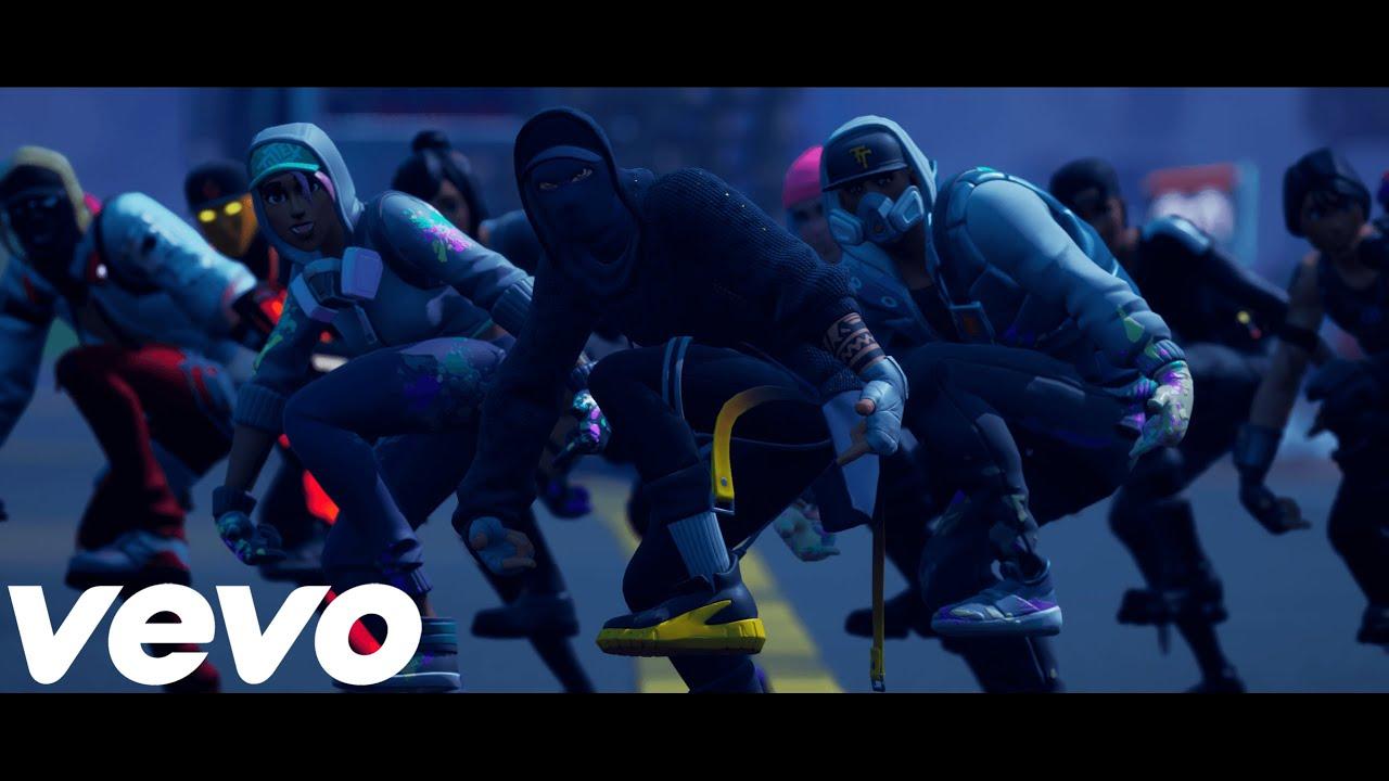 HD4President - Can't Stop Jiggin' (Official Fortnite Music Video) | Baow Baow Tik Tok Song