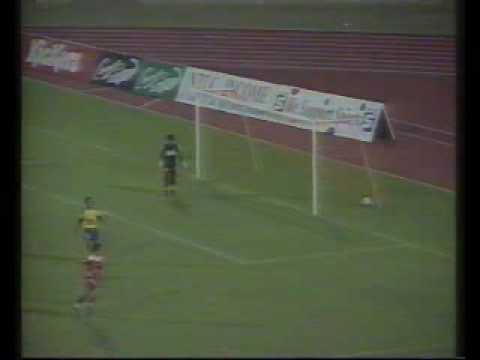 Semi Pro League 1993 Singapore vs Brunei Malaysia Cup