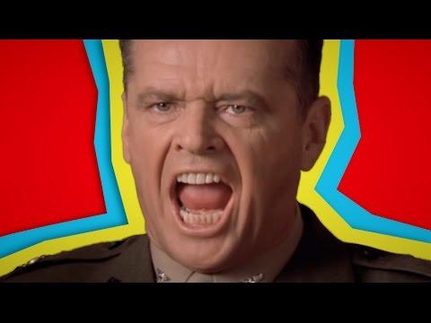 Jack Nicholson: The Art Of Anger