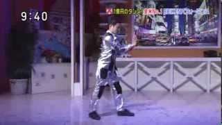 全米 No.1 EBIKEN Dance Kenichi Ebina Performs America's Got Talent winner 蛯名健一 thumbnail