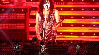 KISS - Hell or Hallelujah - Virginia Beach,VA   7-21-2012