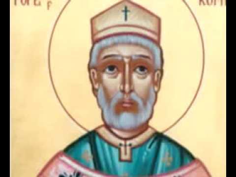 Pope St. Martin I (4/13/16)
