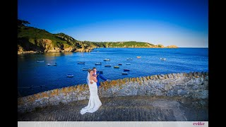 Jo & JR's Wedding by Evoke Wedding Photography (Guernsey)