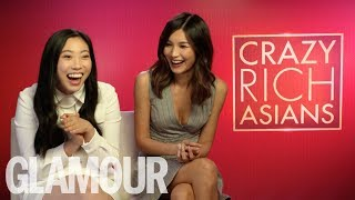 Gemma Chan & Awkwafina On The Walk of Shame, 'Crazy Rich Asians 2' & Funny Cast Impressions
