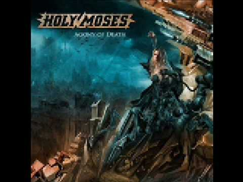 Holy Moses - Through Shattered Minds