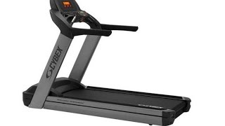 The Cybex 625T Treadmill