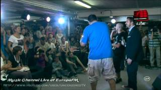 Horia Brenciu , Guess Who & Grasu XXL - Si diamantele se sparg LIVE @ Garajul EuropaFM - [HD 720p]
