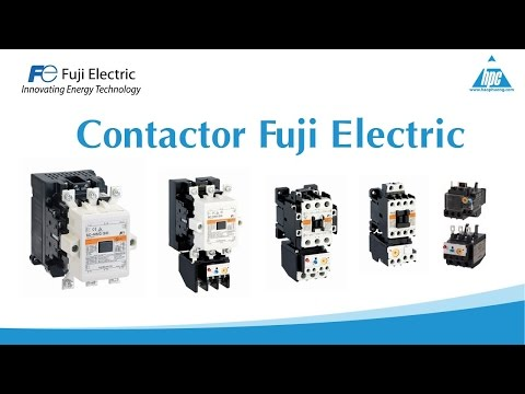 15 - Contactor Fuji Electric - HaoPhuong.com