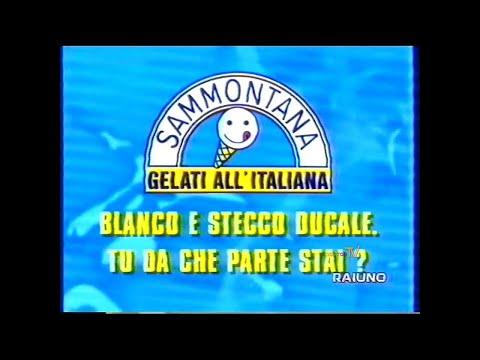 Raiuno - Sequenza spot - Luglio 1995 (HD 720p50)