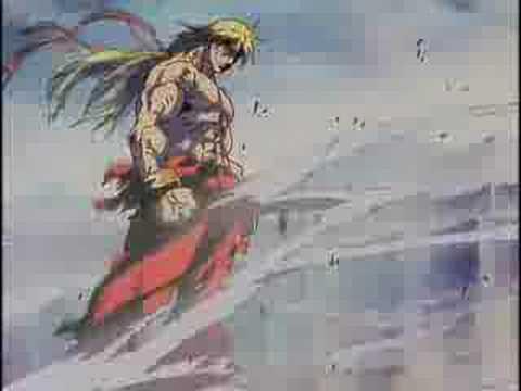 Street Fighter Alpha Amv