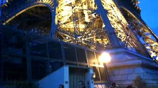 nadifsatria : Arka di Paris: Menara Eiffel 3