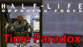 Half Life Opposing Force Chapter 00 Time Paradox [Longplay] [PC] [1080p]