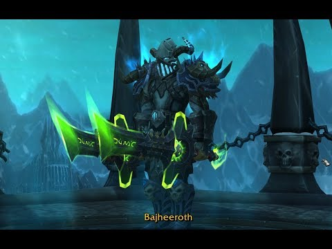 Bajheera - MOST FACEROLL CLASS IN LEGION: FROST DK - WoW 7 ...