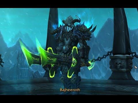 Bajheera 7 2 5 Unholy Death Knight Bfg Beatdown Wow