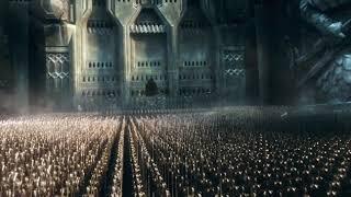 Hobbit  Beş Ordunun Savaşı  Kuyutorman Kralı Thranduil Erebora Saldırıyor
