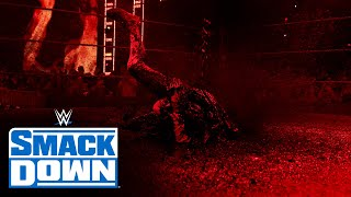 Seth Rollins gets covered in the horrific darkness of a Broodbath: SmackDown, Aug. 20, 2021