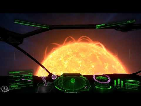 Elite: Dangerous | Bounty hunting & Unsuccessful trade data salvaging