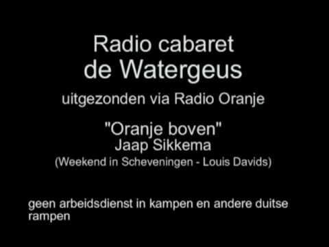 Radio Cabaret de Watergeus afl 11 - Oranje boven