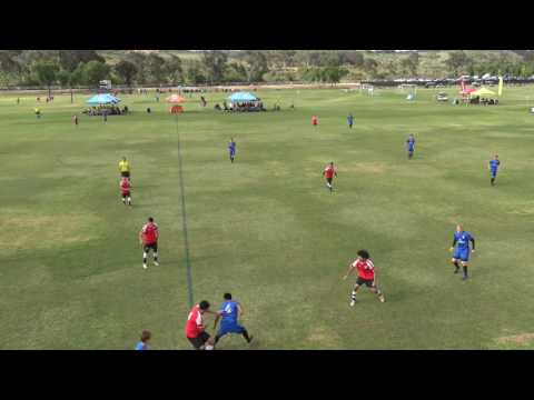 Desert United Boys 2000 Vs. San Diego Surf