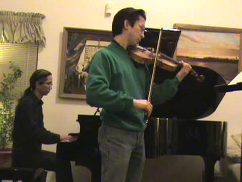 The Meadow Alexandre Desplat : Violin & Piano