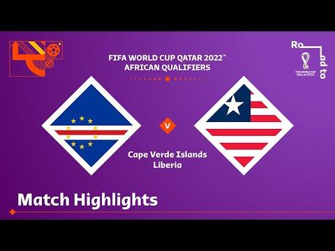 Cape Verde Liberia Goals And Highlights
