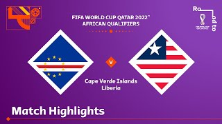 Кабо-Верде  1-0  Либерия видео