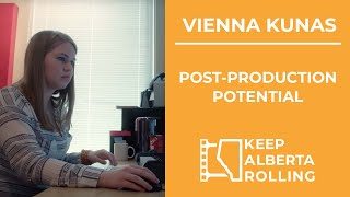 Vienna Kunas and Propellor Studios Keep Alberta Rolling