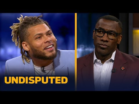 Tyrann Mathieu on decision to sign with Chiefs, facing Brady and Dak's contract | NFL | UNDISPUTED