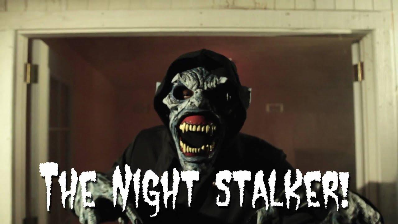 night stalker animotion mask at spirit halloween - youtube