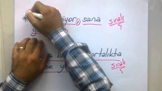 Sıralı Cümle / Bağlı Cümle - TERLETEN İKİLİLER / ÖNDER HOCA