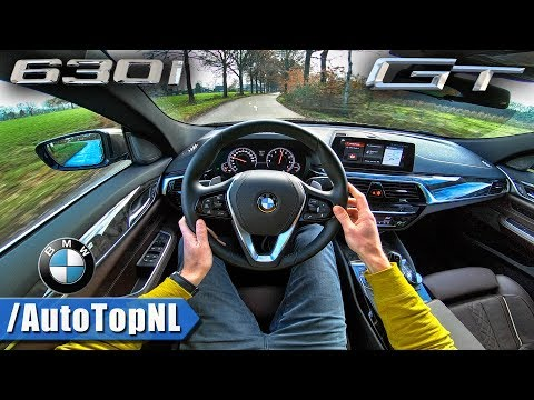 2018 BMW 6 Series Gran Turismo POV Test Drive by AutoTopNL