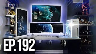Room Tour Project 192 - BEST Gaming Setups!