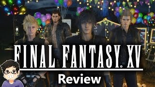 Final Fantasy XV Review! (Video Game Video Review)